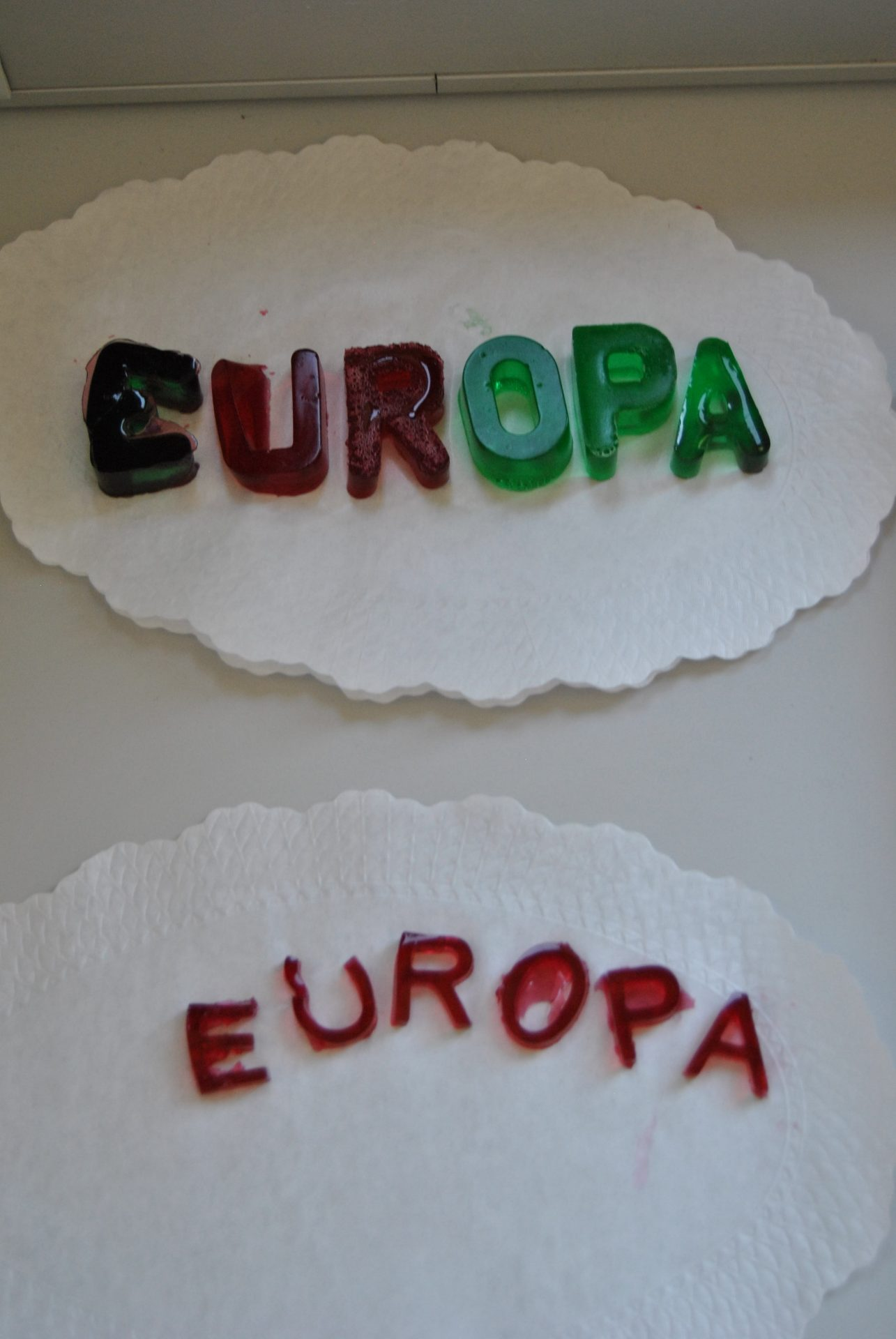 Europatag am MWG