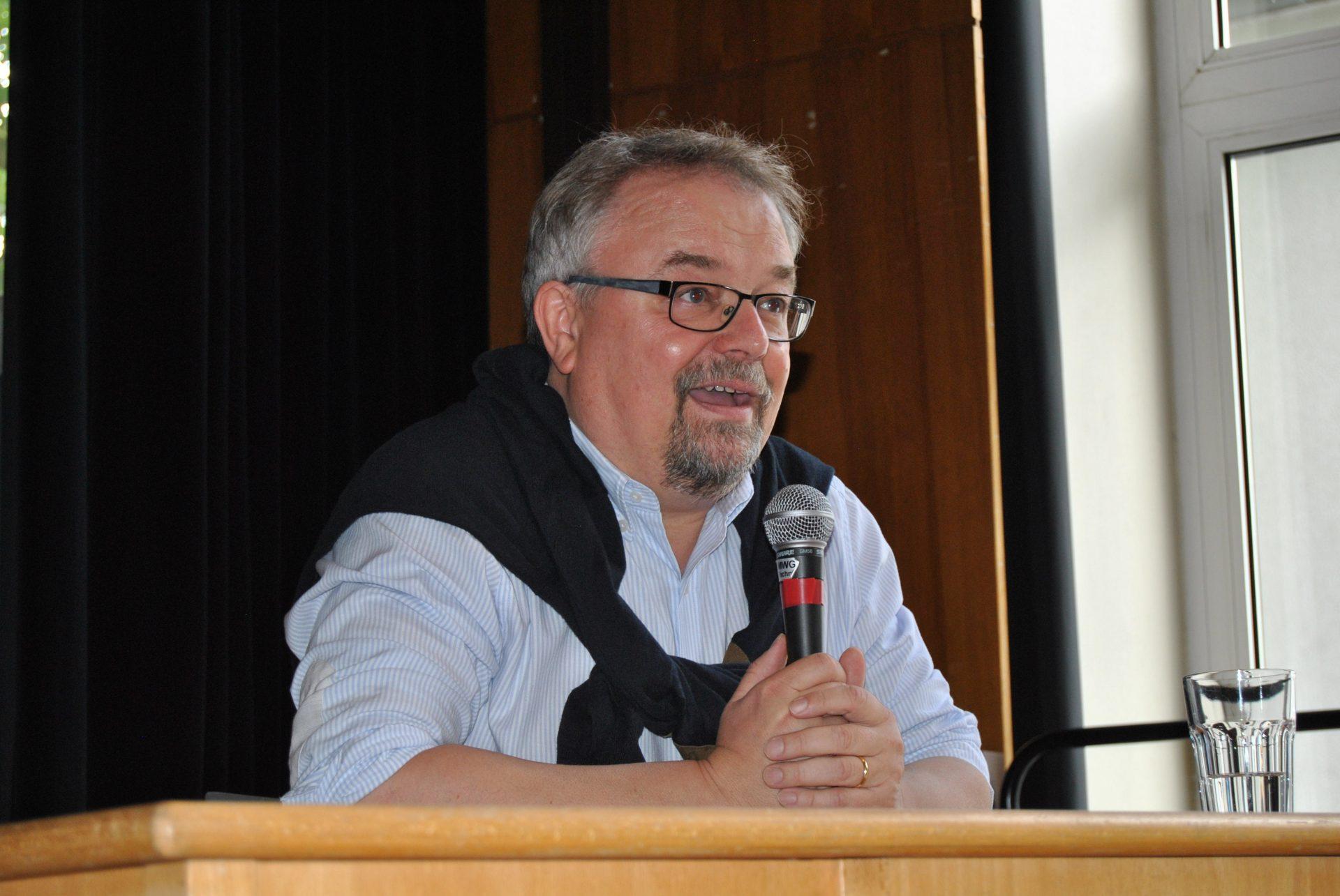 Diskussion Jens Geier